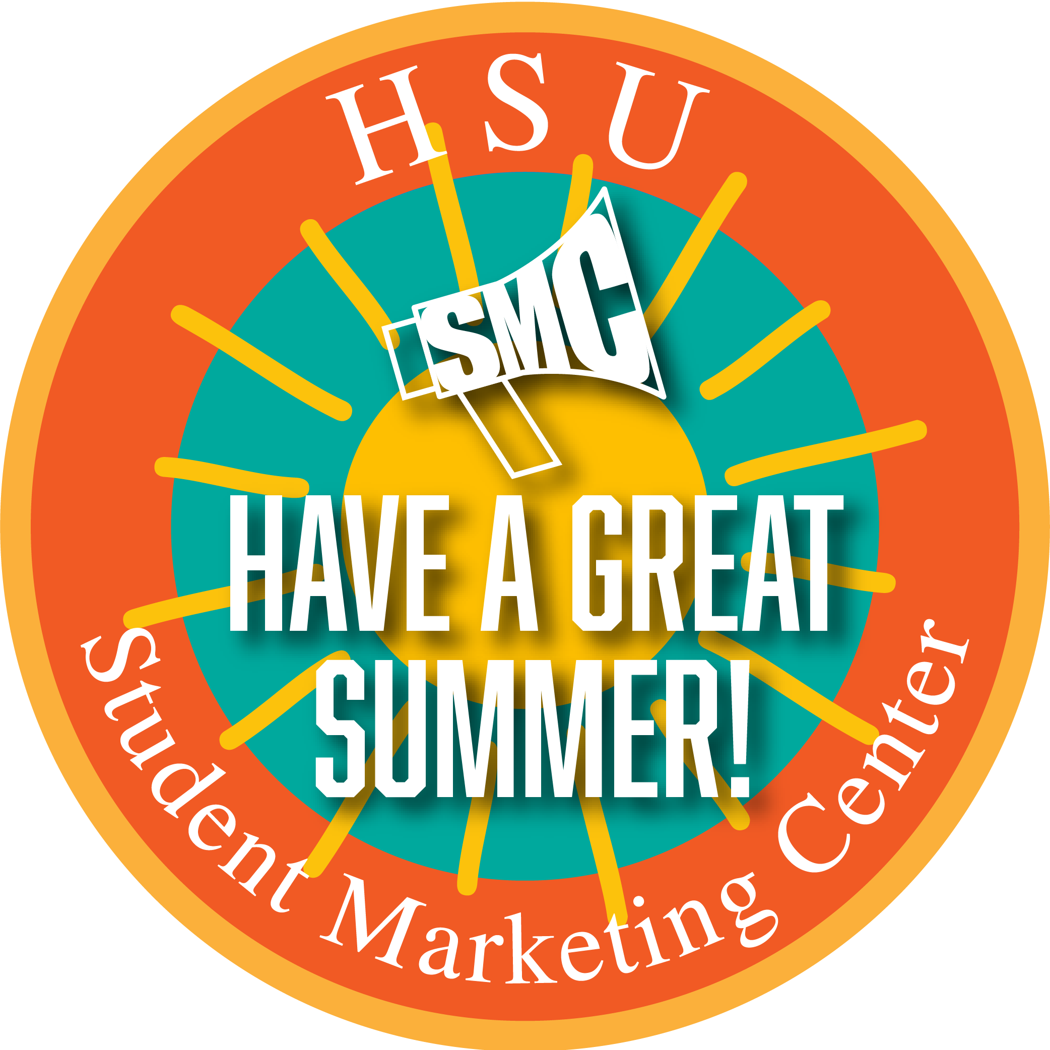 """""""Have a Great Summer!"""" SMC logo"""